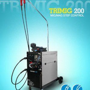 Trimig 200 , Nya linje Mig svetsar #  STA-TR200