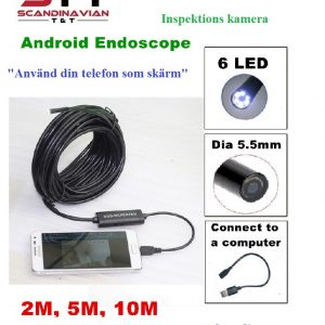 USB Adroid Endoskop 5.5mm
