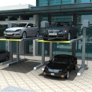 Parkerings billyft  #SPS-78569