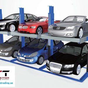 Parkerings billyft kapacit 4500 kg-nyhet 4 Bils #SCT-SX10000