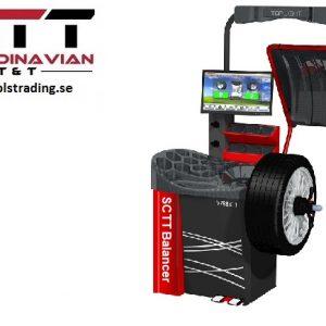 Hjulbalanseringsmaskin # SCTT-V788.G3 Cayman