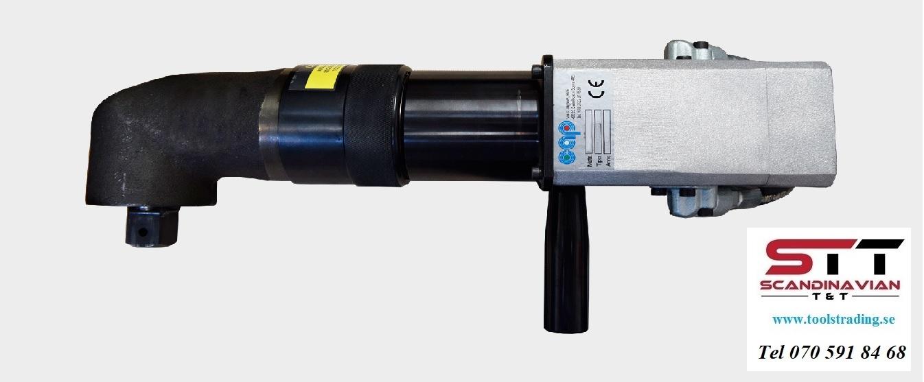 "Mutterdragare Hydraulisk  1""  # CAP-K350-O"