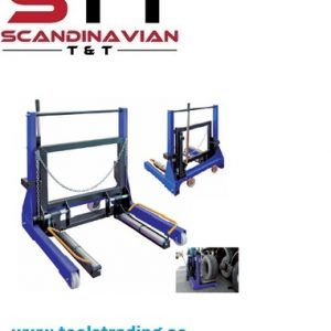 Hjullyft för tunga fordon , dolly vagn # W-LIFT-700