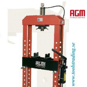 Verkstadspress 25 Ton Golv modell #APC-W25
