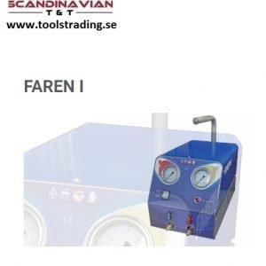 Ac Rekuperator för köld gas # WT-FAREN-1