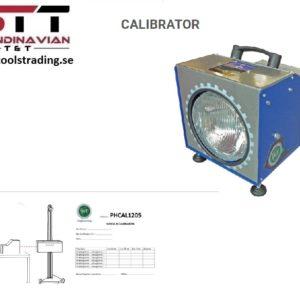 Kalibreringsenhet för ljusiställnings apparat # WT-PHCAL-1205