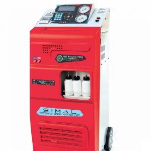 A/C  återvinningsenhet Köldmedium gas  # WT-SIMAL-R1234YF