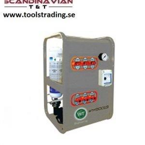 AC Plus tvätt kit med pump och filter  #WT-F50013