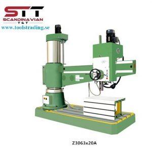 Hydraulisk Radial arm borrmaskin # SCM-Z-3063-20A