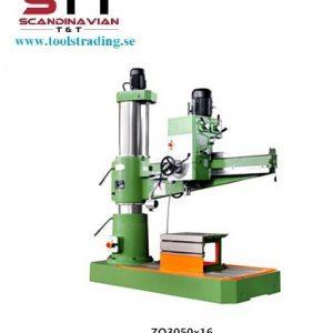 Hydraulisk Radial arm borrmaskin # SCM-Z-3050-16