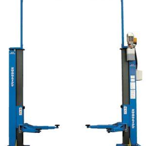 Billyft 2 pelare Eurolift  elektro-hydraulisk fundaments fri 3.500 kg # EUR--Z633S