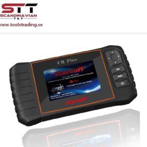 Professionell Diagnostikverktyg  CR Plus för många fordon #IC-CR