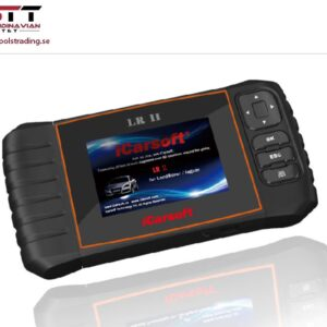 iCarsoft LR II för Land Rover / Jaguar #IC-LRII