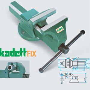 Skruvstycke Kadett 135 mm # 798-30135