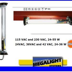 Arbetsbelysning Megalight pipe 24W/1800lm  #99-1162324PI