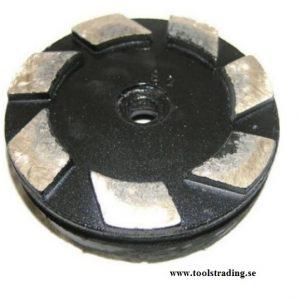 Diamanslipskiva för marmorgolv 550-BK-430