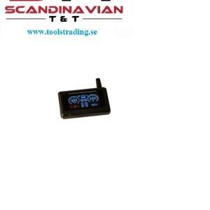 TPMS Lastbils display för däcktryck sensor  0-1300 Kpa # TOT-TPMS-784456