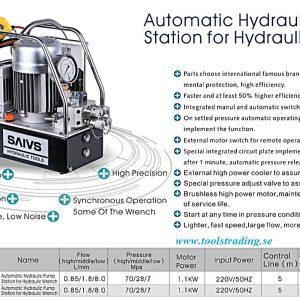 Hydraulpump  #71-SWP4000A