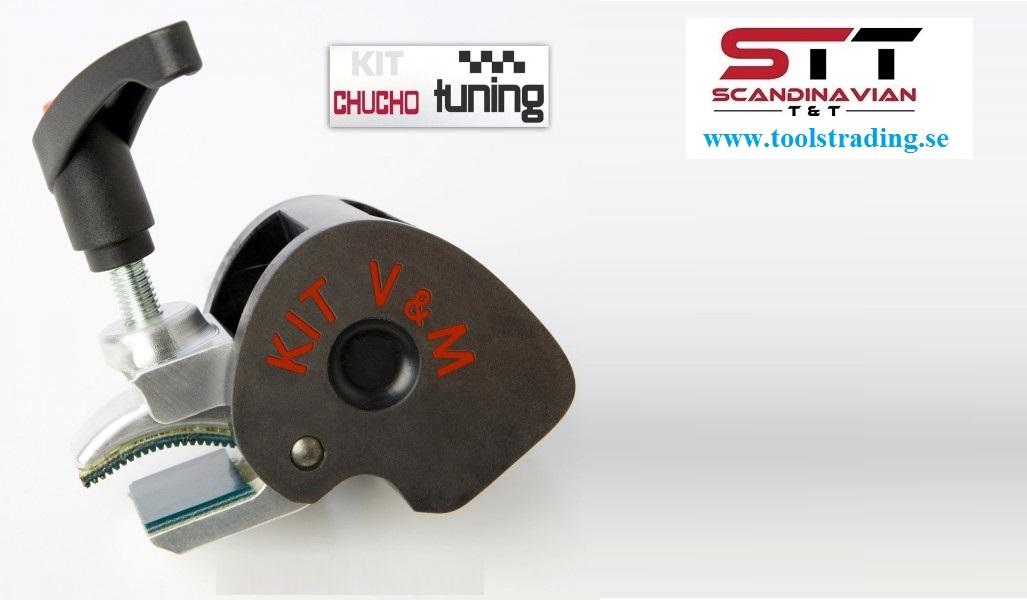 Däcknedbrytnings låsningsverktyg KIT V&M # 79-01