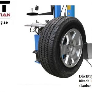 Klinsh tryckskydd plast  # CAN-12566